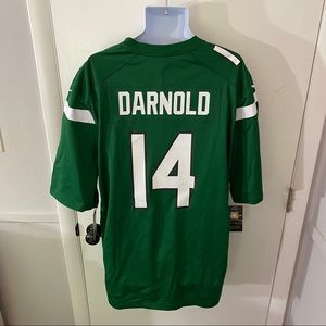 Mens Nike NFL New York Jets Sam Darnold Jersey XXL